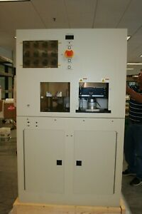 New Automatic Rapid Thermal Processor for 3 to 8 inch wafer capability