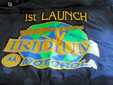 Motorola Iridium - 1st Satellite Launch by Russian Proton Rocket - Historical