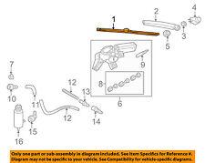 VW VOLKSWAGEN OEM 09-14 Jetta Wiper-Rear Window Blade 1K9955427