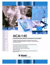 Visonic Powermax à distance sans fil clavier MCM-140 livraison rapide