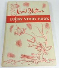Enid Blyton's Lucky Story Book  (1956, 5th) Vintage Illustrated Children's Book