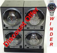 Boxy Brand Quad Brick Automatic Watch Winder System -system: 4E2 -stackable