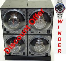 Boxy Brand Quad Brick Automatic Watch Winder System -system: 4E2