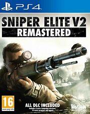 Sniper Elite V2 Remastered (PlayStation 4)