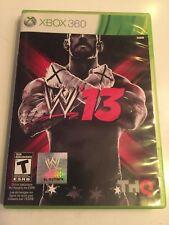 WWE 13 Xbox 360 Used Game
