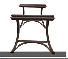 """Industrial Table Legs 28"""" Tall x 32.25"""" Wide Set of 2"""