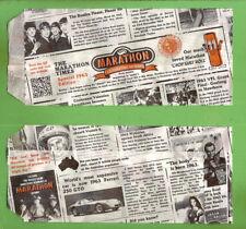 #D252. 2013 CHOP SUEY  ROLL PAPER BAG FEATURING 1963 FERRARI, BEATLES, VFL, BOND