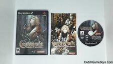 Castlevania Lament of Innocence - Playstation 2 - PS2