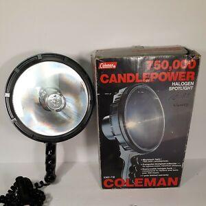 Coleman Night Sight 12V Halogen Spotlight 5362-718 750,000 Candlepower
