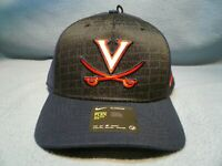 Nike Virginia Cavaliers Just Do It Swooshflex M/L or L/XL BRAND NEW hat cap UVA