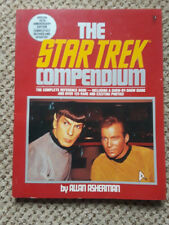 Star Trek Compendium by Allan Asherman (1986, Paperback)