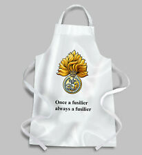 Fusiliers BBQ Apron KEEP CALM