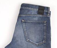HUGO BOSS Herren Maine Slim Gerades Bein Jeans Größe W34 L32 AVZ616