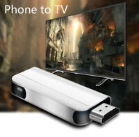 Wilress WiFi HDMI Video Adapter Display Dongle For  iPhone 11 iOS Android to TV