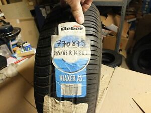 New Old stock Kleber Viaxer AS 185/65/R14 86T Tyre  TW
