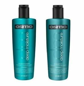 OSMO DEEP MOISTURE DUO SHAMPOO & CONDITIONER 1000ml