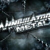 "ANNIHILATOR ""METAL"" CD NEUWARE"