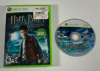 Harry Potter and the Half-Blood Prince (Microsoft Xbox 360, 2009)