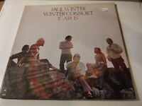 Paul Winter & Winter Consort - Icarus VG++ Re-issue Press Epic LP Record 1978