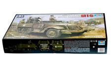 Trumpeter 9360911 Halbkettenfahrzeug M16 Flakpanzer 1:16 Modellbausatz