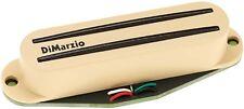 DiMarzio DP218 Super Distortion S High Output Strat Bridge Pickup, Cream, NEW!