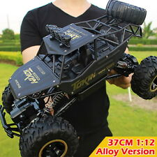 37CM Big RC Car 1/12 4WD Remote Control Vehicle 2.4Ghz Electric Off-Road Toy Car