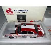 1:18 Biante Peter Brock LJ  GTR XU-1 Torana 1972 bathurst winner Never Displayed