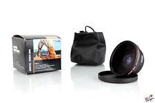 Weitwinkel Konverter Massa für Canon EF-S 18-55mm Ø58mm 750D 700D 70D 7D UV 82mm