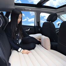 New Car Auto Travel Inflatable Air Cushion Mattress Backseat Bed Sleep Outdoor