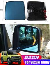 For Suzuki Jimny B64 JB74 2019 Heated LED Signal Anti glare Rearview Mirror 2PCS
