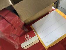 Drywipe Flexi Lined Boards 35 + 36 Drywipe Markers & 36 Foam Erasers