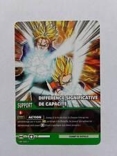 Carte Dragon ball Z Différence Significative De Capacité DB-1003