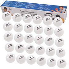 30 Slazenger Tischtennis Bälle 40mm Ø Tischtennisball PingPong Ball Table Tennis