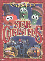 Veggietales: The Star Of Christmas -  EACH DVD $2 BUY AT LEAST 4