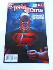 Teen Titans  24. DC . 2005 - VF - minus