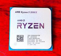 AMD Ryzen 5 3500X 6 Core CPU - 3.6GHz Base | 4.1GHz Boost AM4 X570 65W US Seller