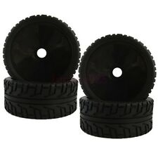 SET RC 1:8 On-Road Buggy Car Foam Rubber Tyre Tires Wheel Rim 81B-803