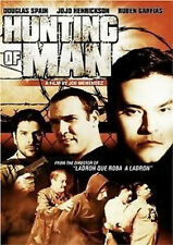 HUNTING OF MAN  (DVD, 2007)BNISW - GREAT CONCEPT FOR A MOVIE DAY U PAY IT SHIPS