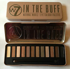 W7 ´In The Buff´ Natural Nudes Eye Colour Palette NEU&OVP
