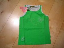 SO 12- Camiseta achsel, verde de paglie talla 128