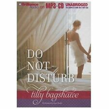 Do Not Disturb by Tilly Bagshawe (2013, MP3 CD, Unabridged)