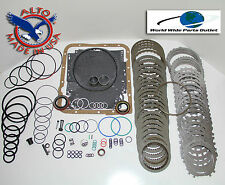 TH700R4 Rebuild Kit Heavy Duty HEG Master Kit Stage 2 w/3-4 Power Pack 1987-1993