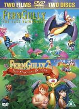 FernGully - The Last Rainforest / FernGully 2 - The Magical Rescue [DVD].