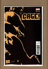 CAGE #1 Joe Quesada Variant  MARVEL COMICS NM/MT