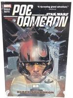 Star Wars Poe Dameron Black Squadron Marvel Comics Disney New TPB Paperback