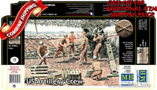 Master Box 3577 US Artillery Crew, for all kind of US Artillery plastic kit 1/35