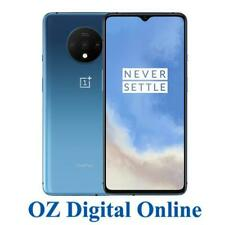 New OnePlus 7T HD1900 256GB Blue 8GB Ram Unlocked One Plus Phone 1 Year Wty