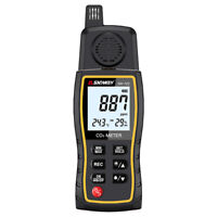SNDWAY SW-723 Handheld Carbon Dioxide Detector CO2 Gas Concentration Tester S7Y8