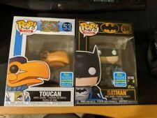 Funko Shop SDCC 2019 Batman And Toucan Set Of 2