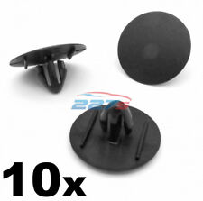 10x Bonnet Insulation Clips for Toyota - 90467-09050, 8mm Hole, 25mm Head